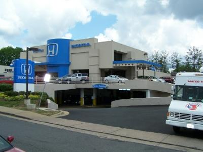 Fairfax Honda Service >> First Division Inc Completed Projects Page